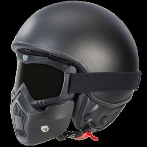 Beon_B100G_Mask_Mat-zwart-500x500